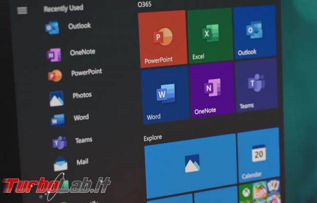 Come disattivare accelerazione hardware Microsoft Office 2019