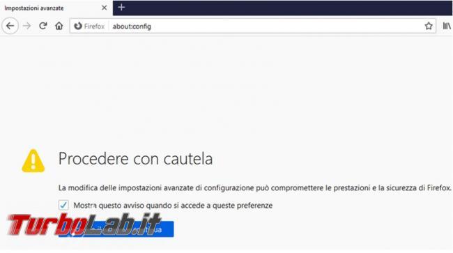 Come disattivare Megabar Mozilla Firefox, ripristinare indrizzo completo ritornare vecchio aspetto