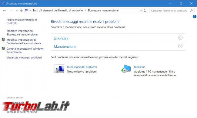 Come disattivare protezione SmartScreen Windows 10