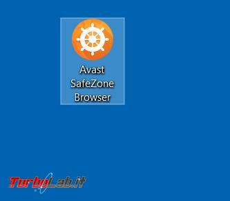 Come disinstallare Avast! SafeZone Browser