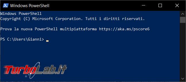 Come fare tunnel SSH Windows 10