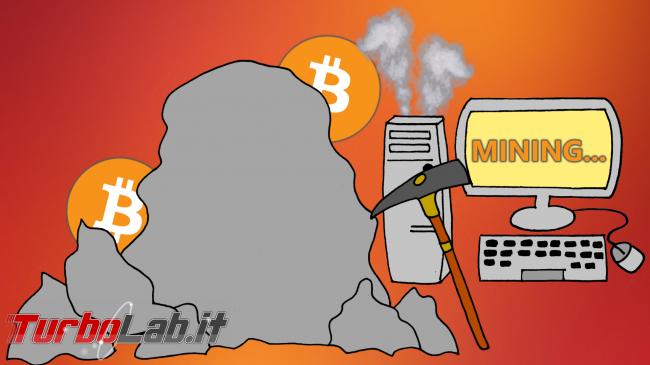 Come fermare Bitcoin, annientare blockchain criptovalute: 8 modi (video) - Bitcoin come funziona disegno 07