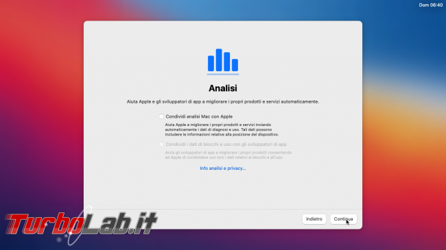 Come formattare reinstallare macOS 11 Mac MacBook (guida)
