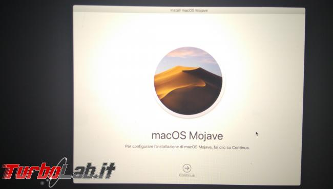 Come formattare reinstallare macOS Mac MacBook (guida) - PHO_20190908_191703_1