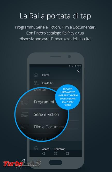 Come guardare film streaming Android - 2017-03-25 17_18_53-RaiPlay - App Android su Google Play