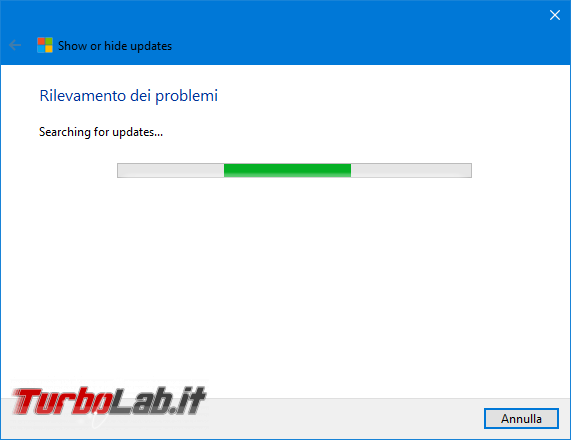 Come impedire/bloccare aggiornamento/upgrade Windows 10 1703 Windows 10 Home/Pro - Mobile_zShot_1486942949