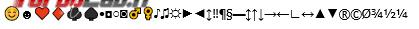 Come inserire caratteri speciali documento