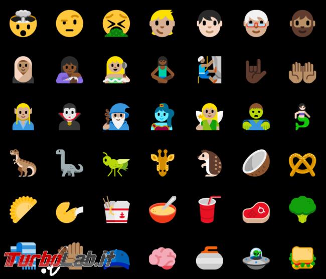 Come inserire Emoji (faccine) PC Windows 10