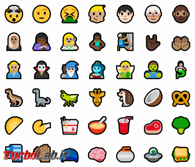 Come inserire emoji (faccine) tastiera PC Windows 10