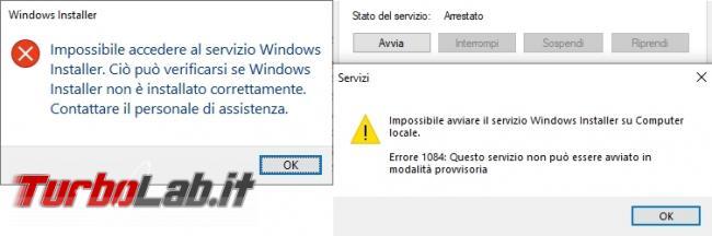 Come Installare/disinstallare tutti programmi modalità provvisoria Windows