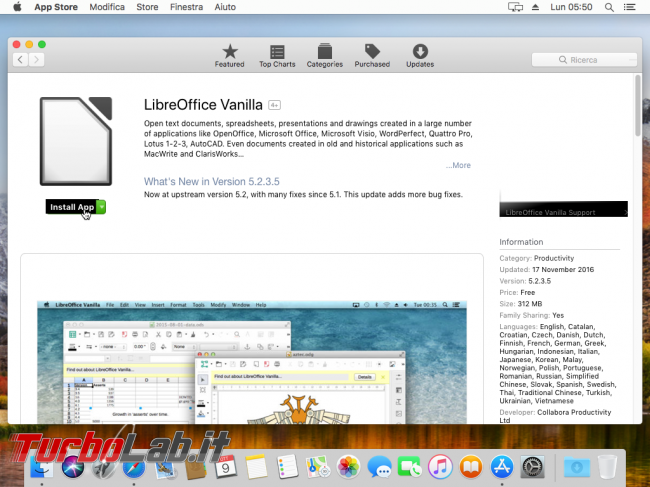 Come installare macOS Catalina VirtualBox Windows 10: Guida Definitiva italiano (video) - VirtualBox_macOS_09_10_2017_14_50_01