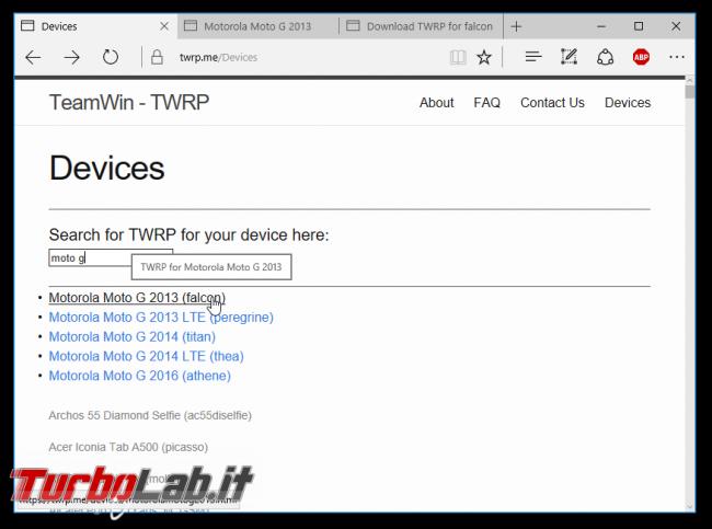 Come installare TWRP smartphone Android: guida facile italiano