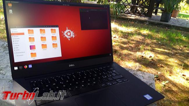 Come installare Ubuntu 20.04 Dell XPS 15 7590 dual boot Windows 10 (guida modello 2019/2020) - dell xps 15 7590 ubuntu (2019)