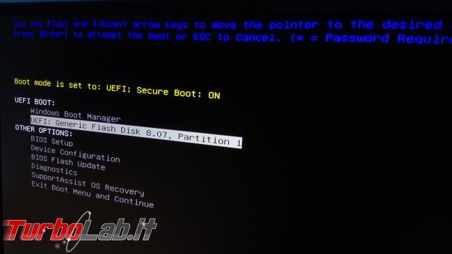 Come installare Ubuntu 20.04 Dell XPS 15 7590 dual boot Windows 10 (guida modello 2019/2020) - dell xps boot form usb