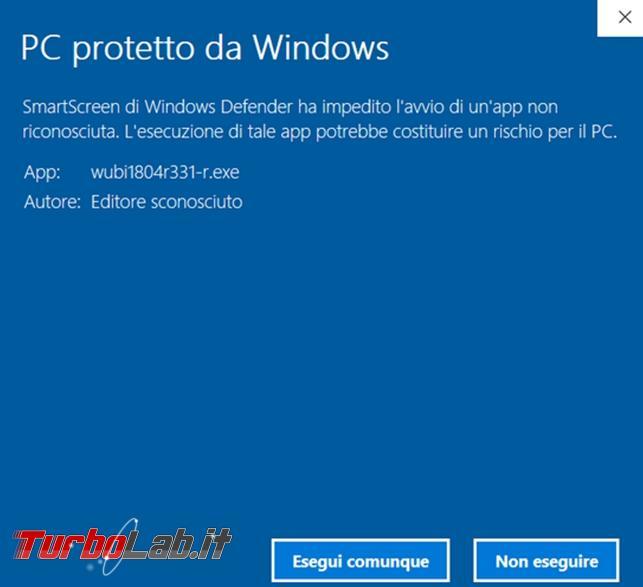 Come installare Ubuntu dual boot direttamente Windows grazie WubiUEFI