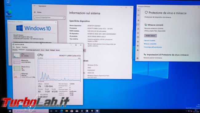 Come installare Windows 10 Raspberry Pi 2, 3, 4: guida completa (video) - IMG_20201112_081409