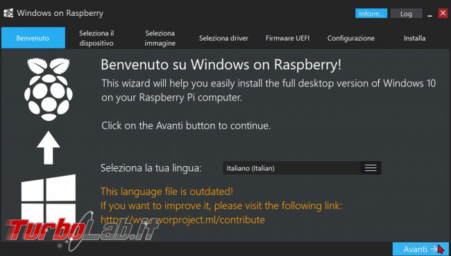 Come installare Windows 10 Raspberry Pi 2, 3, 4: guida completa (video) - zShotVM_1604832996