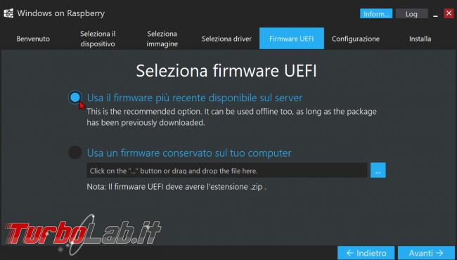 Come installare Windows 10 Raspberry Pi 2, 3, 4: guida completa (video) - zShotVM_1604953540