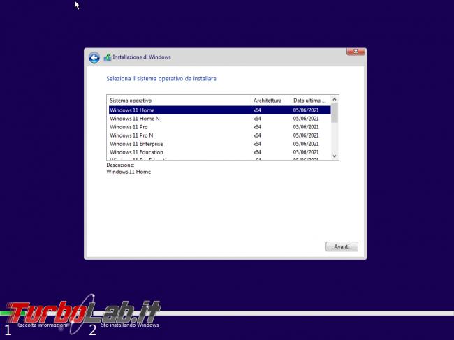 Come installare Windows 11 computer non hanno tutti requisiti hardware