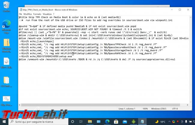 Come installare Windows 11 zero vecchio PC non-compatibile risolvere errore Non è possibile eseguire Windows 11 questo PC (video)
