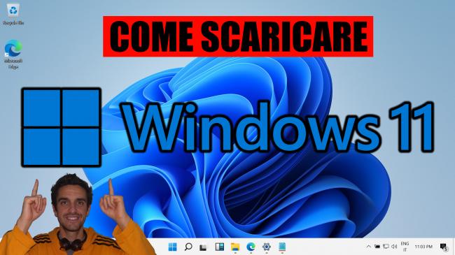 Come installare Windows 11 zero vecchio PC non-compatibile risolvere errore Non è possibile eseguire Windows 11 questo PC (video) - Come scaricare Windows 11 (download diretto ISO) spotlight