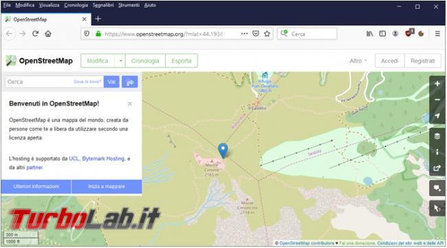 Come localizzare foto tramite coordinate GPS