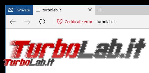 "Come ottenere certificato HTTPS (SSL/TLS) gratis: Grande Guida Let's Encrypt Linux CentOS/Ubuntu (rating SSL Labs: ""+"") - apache test virtualhost https"