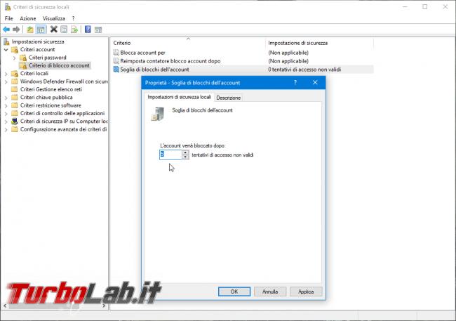 Come proteggere PC Desktop remoto: Guida Definitiva mettere sicurezza ban anti-brute force, firewall, whitelist IP, anti-keylogger (Windows 10, Windows 8, Windows 7)