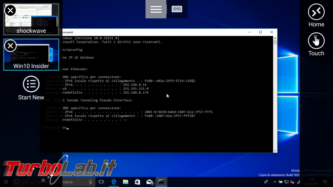 Come proteggere PC Desktop remoto: Guida Definitiva mettere sicurezza ban anti-brute force, firewall, whitelist IP, anti-keylogger (Windows 10, Windows 8, Windows 7) - Screenshot_20170729-184817