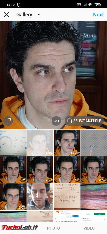 Come pubblicare video Instagram PC (metodo funzionante 2020) - Screenshot_2020-04-26-14-33-44-178_com.instagram.android