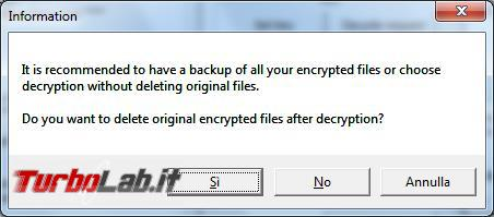 Come recuperare file criptati virus Cryptolocker Tesla