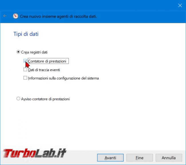 Come registrare consumo RAM PC / notebook Windows 10 (log uso RAM) - zShotVM_1555146153