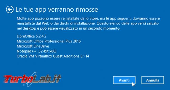 Come reinstallare Windows 10 automaticamente, senza perdere dati: guida Fresh Start