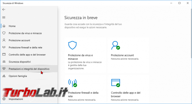 Come reinstallare Windows 10 automaticamente, senza perdere dati: guida Fresh Start - zShotVM_1553671537