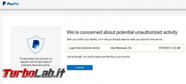Come riconoscere email phishing - guida anti-truffa