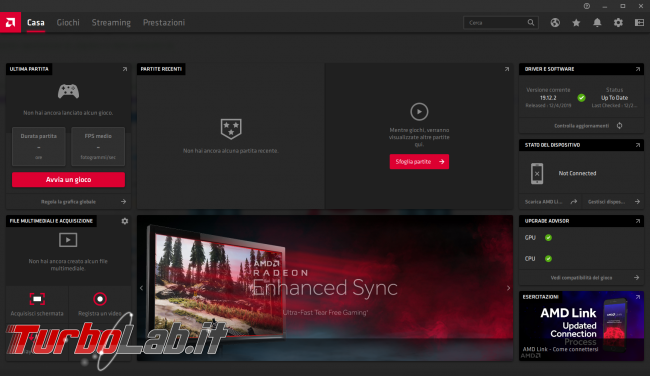 Come rimuovere AMD Radeon Software menu Windows 10 (desktop ed Esplora file, driver Adrenalin)