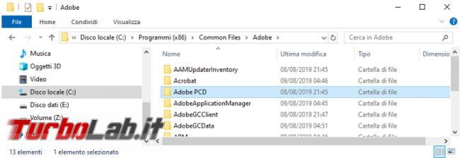 Come risolvere l'errore 16 blocca prodotti Adobe