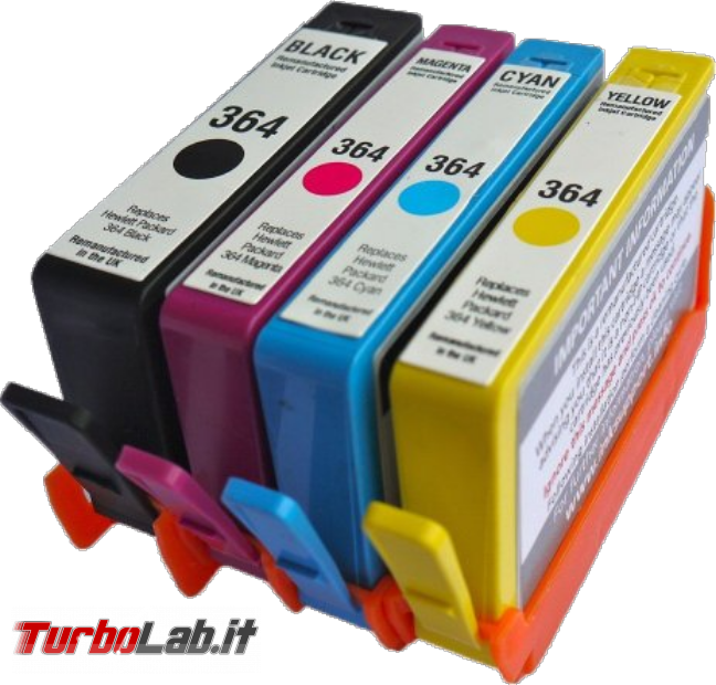 Come risparmiare denaro cartucce HP - cartucce stampante hp