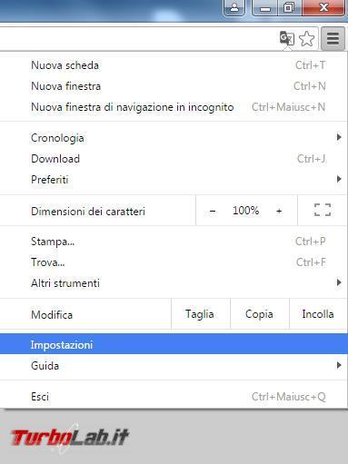 Come sbloccare l'accesso siti download potenzialmente pericolosi ( non sono) Mozilla Firefox Chrome