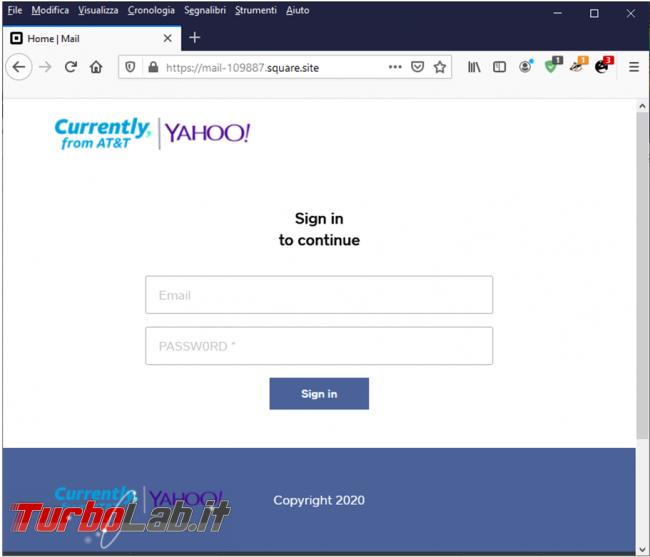 Come segnalare sito Phishing Google, netcraft Phishtank modo sia bloccato