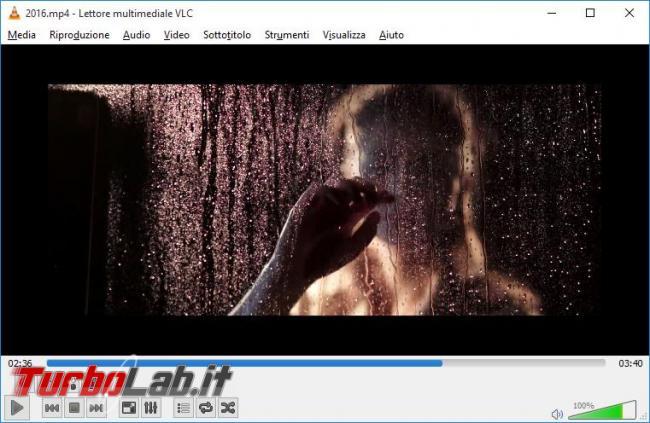 Come tagliare video catturarne fotogrammi VLC
