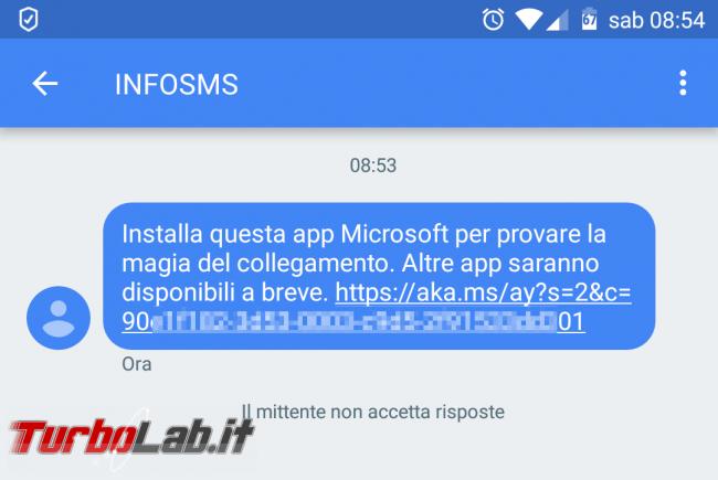 Come usare Continua PC smartphone Android PC Windows 10 - Screenshot_20171007-085421