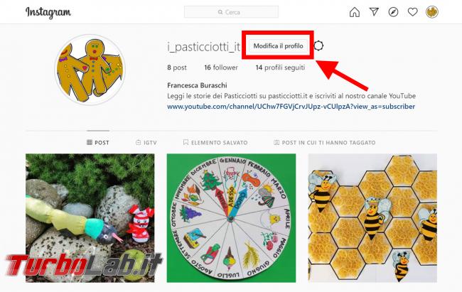 Come usare Instagram PC (guida rapida, pubblicare foto) - FrShot_1587799962