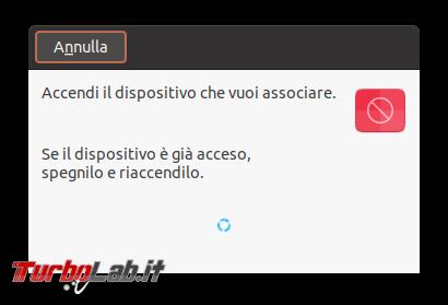 Come usare mouse tastiera Logitech senza fili Ubuntu 20.04 - Logitech Options Linux, accoppiamento Unifying Solaar, risolvere errore permessi - Logitech Ubuntu Sonaar (7)