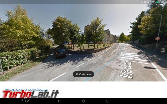 Come utilizzare Google Maps offline senza collegamento Internet (navigatore GPS)