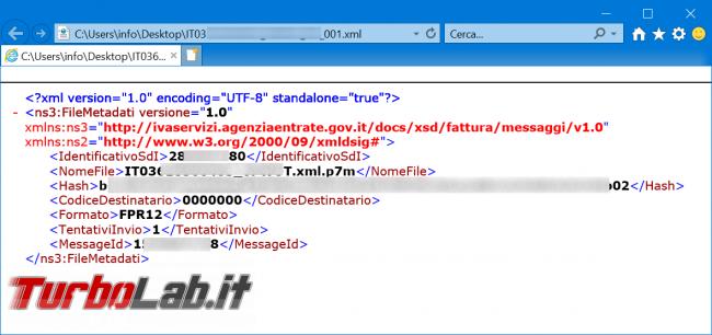 Come vedere fatture elettroniche (aprire file xml / xml.p7m convertire PDF) - zShotVM_1549818242