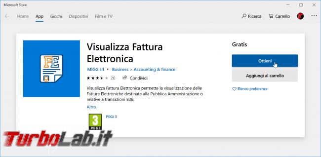 Come vedere fatture elettroniche (aprire file xml / xml.p7m convertire PDF) - zShotVM_1549820863