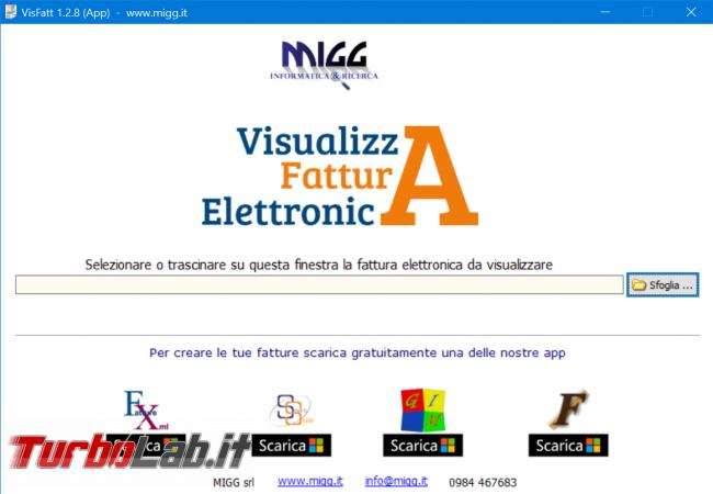 Come vedere fatture elettroniche (aprire file xml / xml.p7m convertire PDF) - zShotVM_1549821107