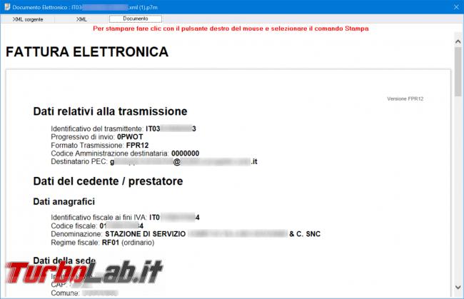 Come vedere fatture elettroniche (aprire file xml / xml.p7m convertire PDF) - zShotVM_1549821189