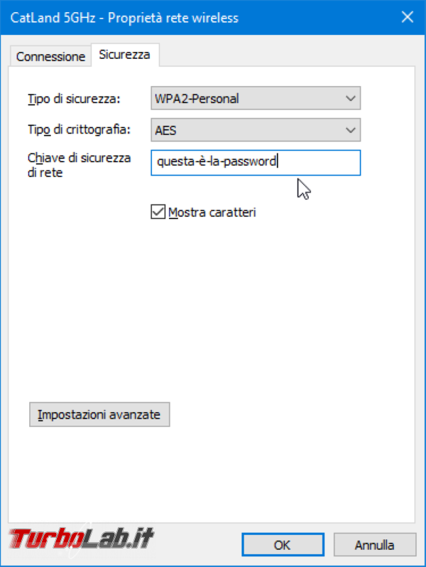 Come vedere password Wi-Fi salvata Windows 10 (recuperare password rete PC) - Mobile_zShot_1589020273